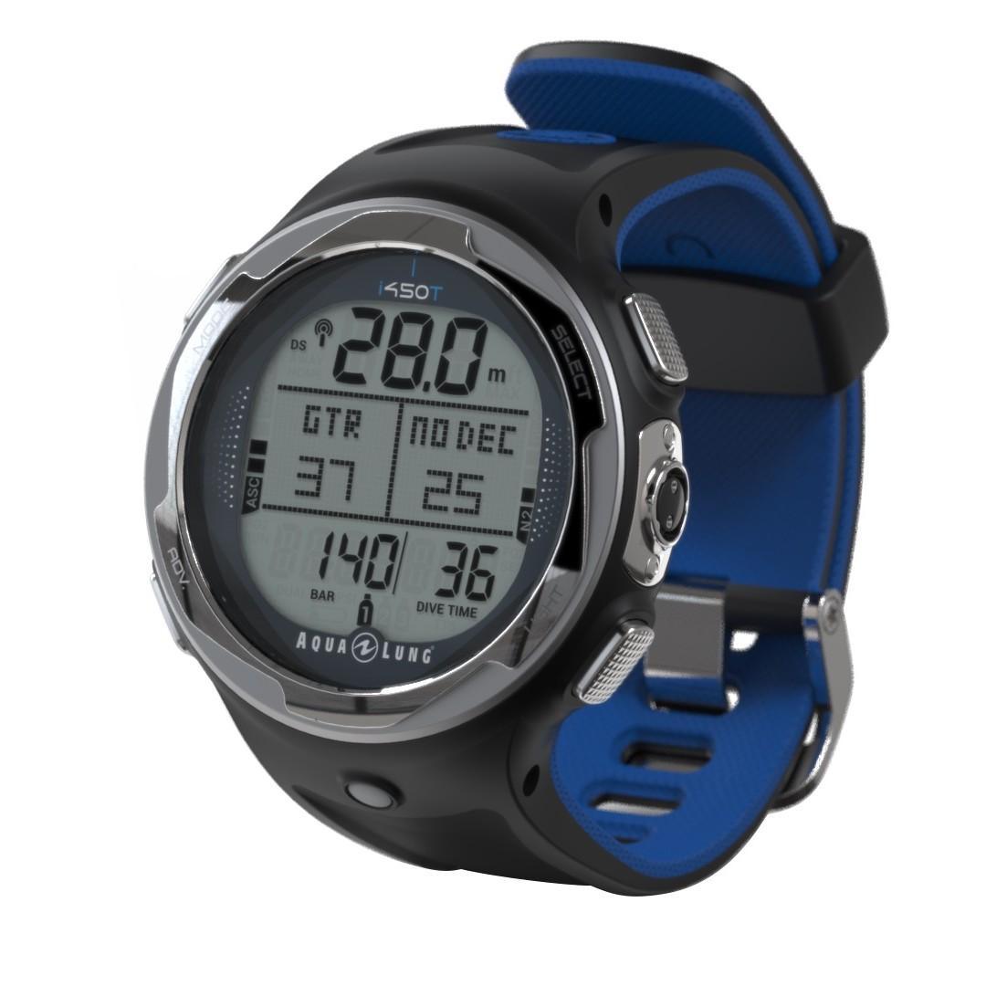22767ce8a65 Aqualung potápěčský počítač hodinky i450T – DELPHIN SUB CZ