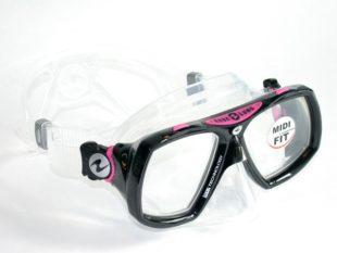 Technisub potápěčské brýle ( maska ) LOOK2 MIDI silikon transparent