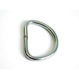Omer D kroužek  DEE RING WELDED IN AISI 304  SC102087