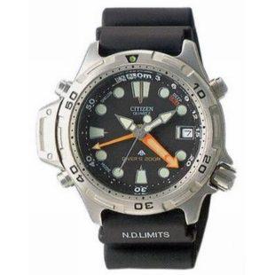 Citizen potápěčské hodinky Pro Master Aqualand AL0020-07E