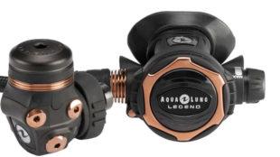 Aqualung automatika Legend LUX Supreme ACD DIN 300 BAR