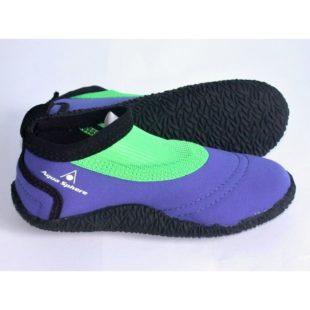 Aqua Sphere boty do vody (plážové boty ) BABY  dětské (1045-8001 až 8004 )