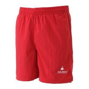 Aqua Sphere pánské plavky Coach červená