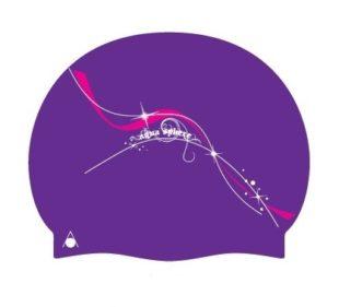Aqua Sphere plavecká čepice DARCY dívčí design