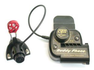 OTS Buddy Phone pro Interspiro MK II-BUD-D2