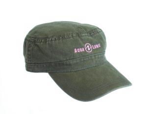 Aqualung čepice AQUALUNG CAP WOMEN KHAKI dámská