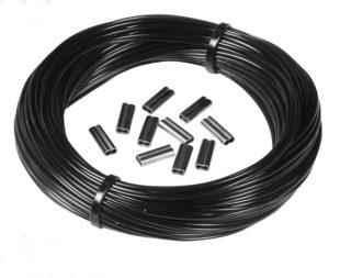 Omer nylonová transparentní struna průměr 1,4mm – 25m 1139