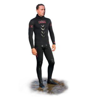 Omer neoprenový oblek BI-BLACK 5 mm