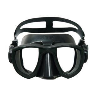 Omer  potápěčské brýle (maska) Aries 39 silikon černý