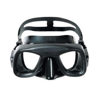 Omer  potápěčské brýle (maska) Abyss silikon černý