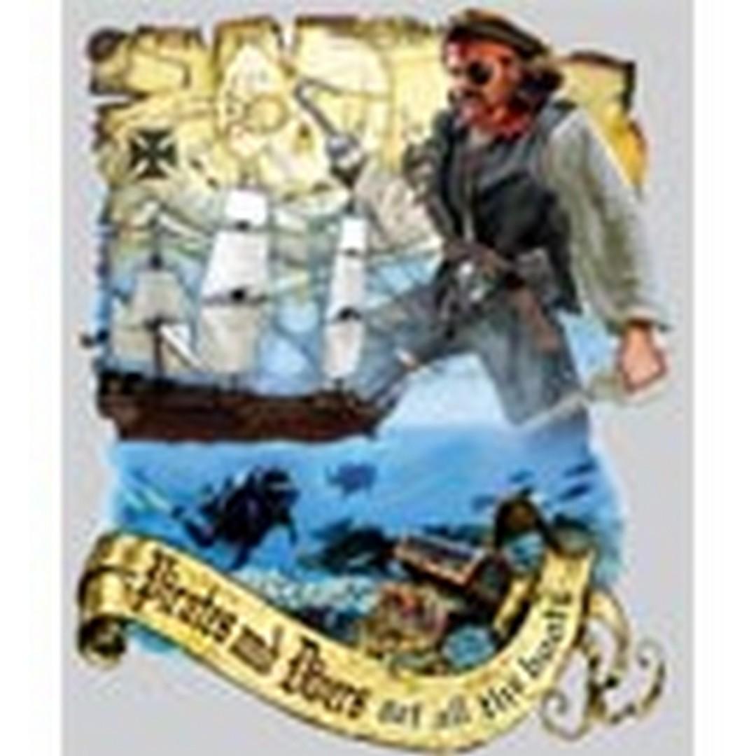 Subgear tričko Pirate Booty