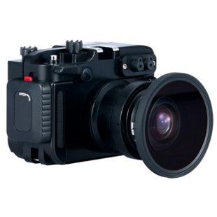 Sea & Sea širokoúhlý objektiv M67 Wide-angle Conversion Lens 0.6x