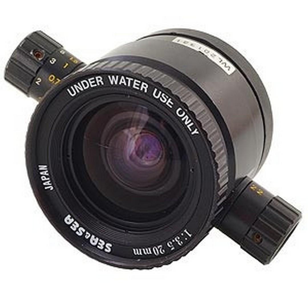 SEA&SEA 20mm wide lens WL20