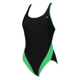 Aqua Sphere dámské plavky Madonna černá/zelená