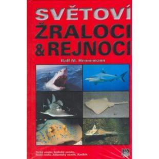 Světoví žraloci a rejnoci 9500-4014