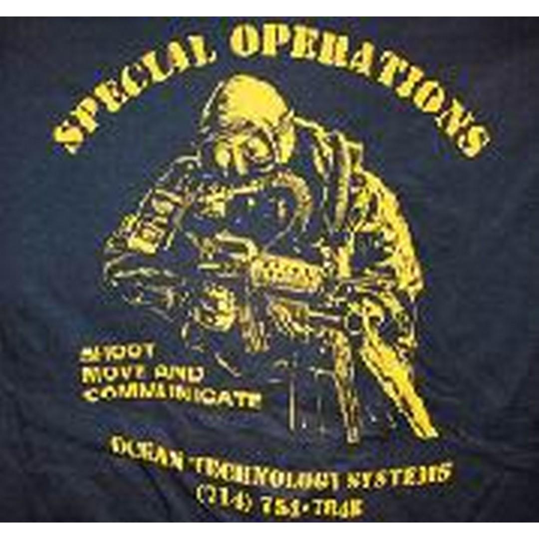 OTS tričko SPECIAL WARFARE(8000-7040 až 7042)