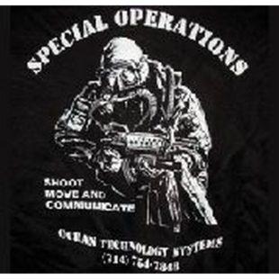 OTS tričko SPECIAL WARFARE(8000-7035 až 7037)