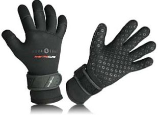 Aqualung neoprenové rukavice THERMOCLINE 5 mm